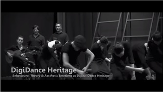 DigiDance Heritage – Joining Culture and Emotions with Knowledge